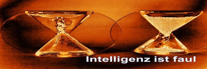 Steuerberater sagt Intelligenz ist faul