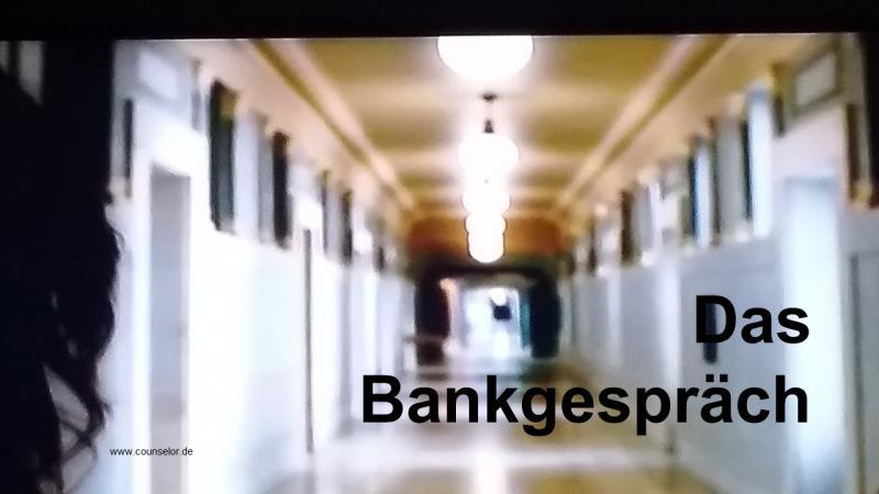 Bankgespräch mit Steuerberater
