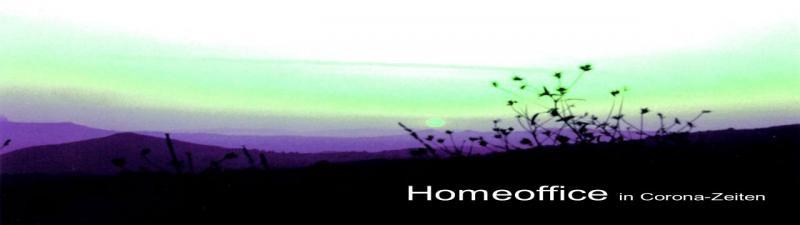 Homeoffice in Corona Zeiten 67360