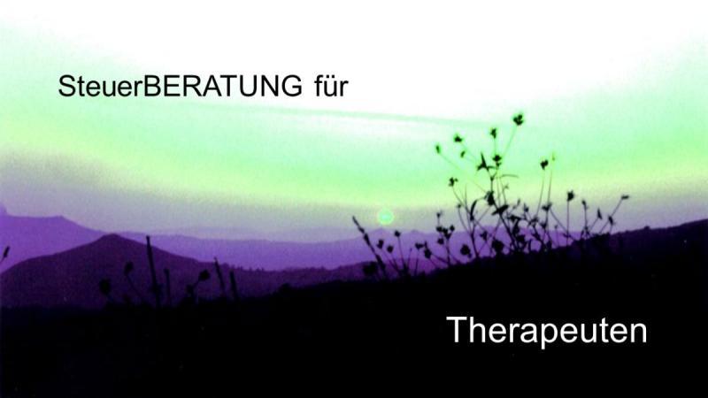 Steuerberatung für Therapeuten