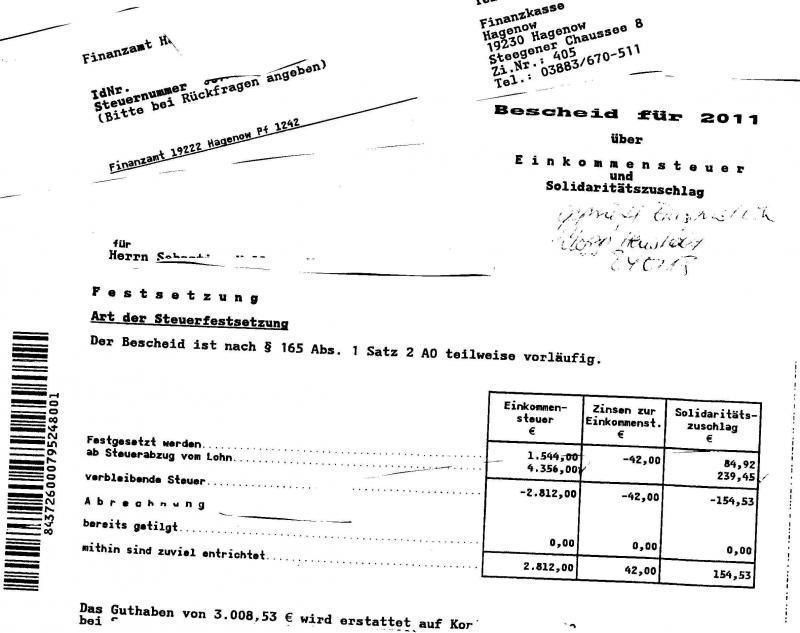 Steuerbescheid-2011