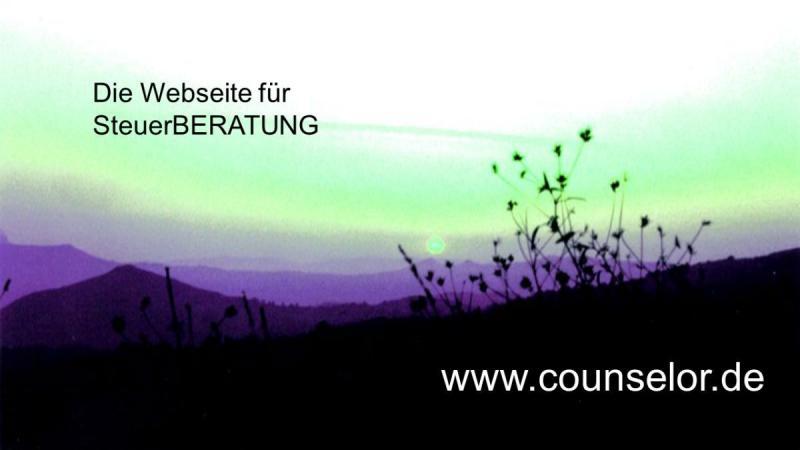 Steuerberater für GmbH Bilanz + Steuern