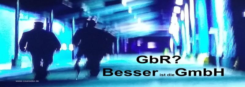 GbR - besser GmbH
