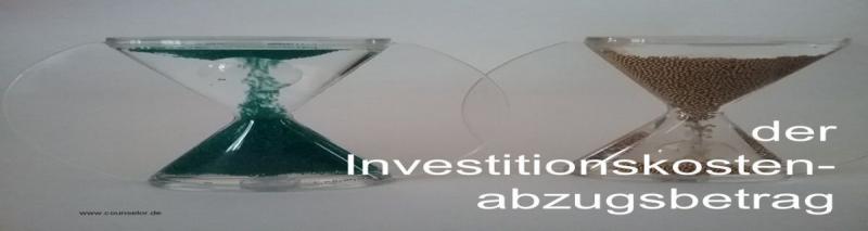 Investitionsplanung spart Steuern