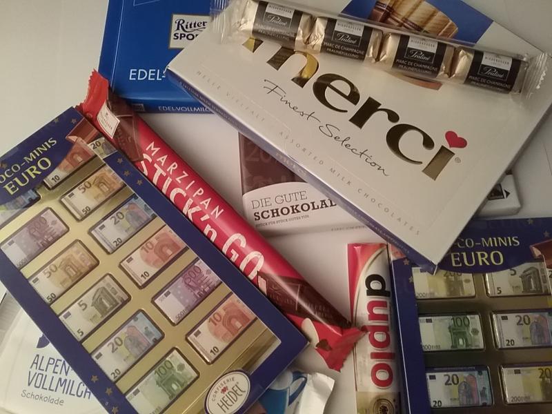Schokolade Angebot
